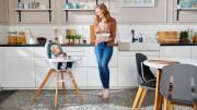 Židlička jídelní 2v1 Tixi Kinderkraft 2020