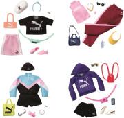 Barbie značkové oblečky a doplňky