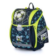 Školní batoh Premium light fotbal
