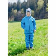 Dětská softshellová bunda letní Mono Tyrkysová Esito