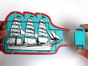 Loď v lahvi RECENTTOYS