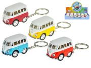 Přívěsek na klíče 5 cm Volkswagen mikrobus