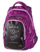 Studentský batoh FAME Camo