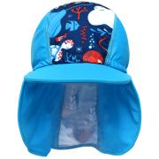Čepice pirát s UV filtrem 50+ Vodní svět