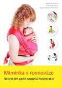 Kniha- miminka v rovnováze Nošení dětí