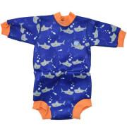 Baby neoprén - body - Žralok