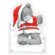 Blahopřání Me to You vánoční - Krásné Vánoce s láskou