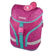 Školní taška SoftLight Herlitz - Hvězdy