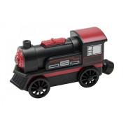 Elektrická lokomotiva - černá Maxim