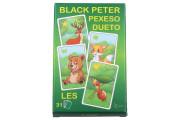 Černý Petr/Pexeso/Dueto Les 3v1