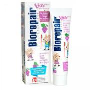 Biorepair Junior zubní pasta pro děti příchuť HROZNO 50 ml