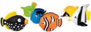 Stříkací zvířátka ryby gumové Lena
