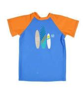Plážové UV triko Surf Vel. XS (6-12 měs.)