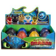 DRACI 3 plyšáci ve vajíčkách