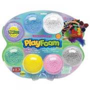 PlayFoam Modelína/Plastelína kuličková s doplňky 7 barev