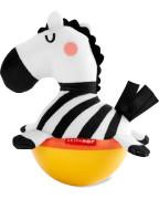Hračka Wobble ABC & ME Zebra se zvukem zvonění