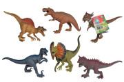 Gumový dinosaurus 17-22 cm