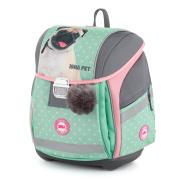 Školní batoh Premium light Isha - My love Pet