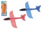 Letadlo házecí polystyrén 32 cm