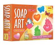 Výroba mýdel - Jednorožec PEXI SOAP ART