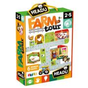 HEADU: Poznáváme farmu