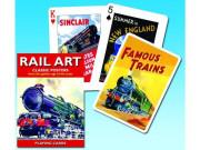 Poker Rail Art