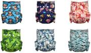 Kalhotková plena přebalovací set patentky T-Tomi
