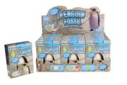 Tesání vejce tučňák