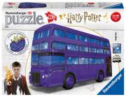 Puzzle Harry Potter Rytířský autobus 216 dílků