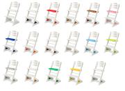 Dětská rostoucí židle Jitro Plus bílá
