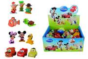 Stříkací figurky Disney, 12 druhů
