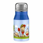 Inteligentní láhev II FARM BLUE 0,4 l