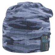 Chlapecká dlouhá čepice Maskáč Modrá RDX