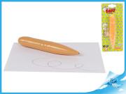 Propiska prst prdící 14 cm na baterie se zvukem na kartě