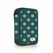 Penál třípatrový prázdný OXY Dots