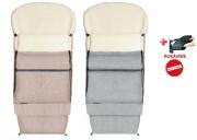 Fusak COMBI MERINO softshell + 100% merino vlna + rukávník ZDARMA