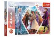 Puzzle Ledové království II 200 dílků