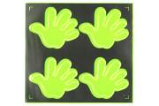 Nálepky fosforové Ručičky