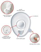 Redukce na WC s magnetickým držákem 18 m +