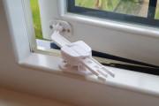 Pojistka na okna Clippasafe