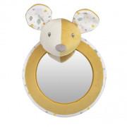 Hebký mazlíček se zrcátkem do auta Mouse