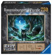 Exit Puzzle: Vlk 759 dílků