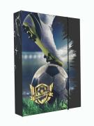 Box na sešity A4 Jumbo fotbal