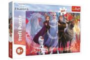 Puzzle Ledové království II/Frozen II 260 dílků