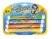 Vodní hra - tyčky na potápění 21cm 4ks