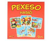 Pexeso Hasiči 64 ks