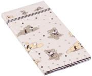 Molitanová matrace do postýlky Scarlett Patrik béžová 120 x 60 x 6 cm