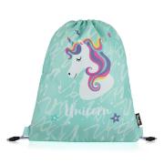 Sáček na cvičky Unicorn iconic