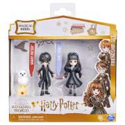 Harry Potter trojbalení přátel Harry, Cho a Hedvika