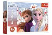 Puzzle Ledové království II 60 dílků